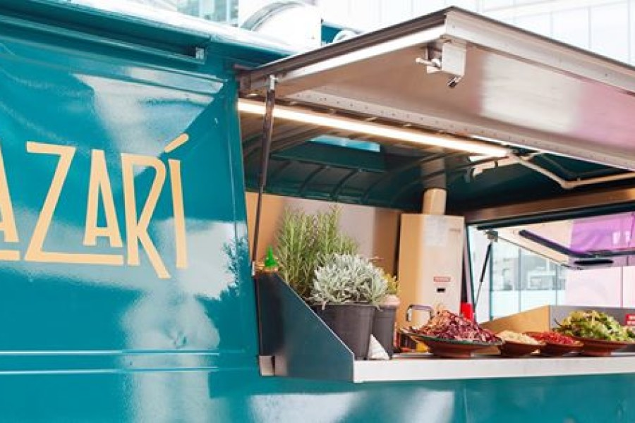 Nazari listed top 30 in Timeout's best London streetfood 2016